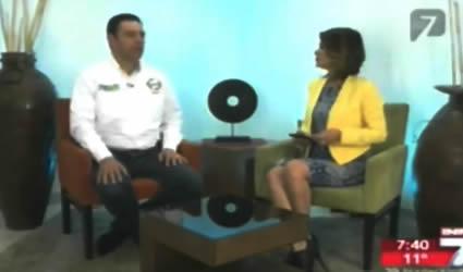 Alejandro Tello presenta propuestas
