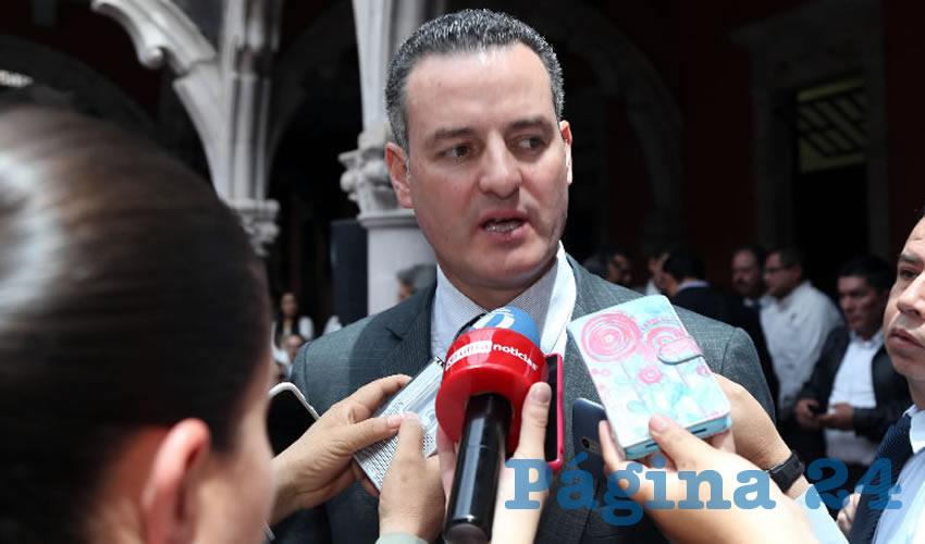 René Urrutia de la Vega ... urge limpiar la Fiscalía...
