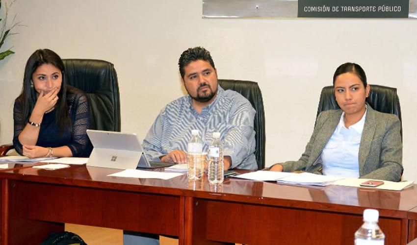 Comisión de Transporte Público