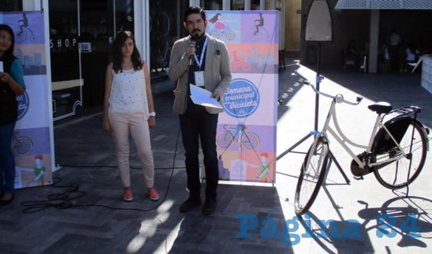 """""""Pareciera que estamos actuando de forma descoordinada, se han hecho comentarios de que no se han hecho una planeación, yo creo que son mitos y comentarios que han surgido producto de la falta de información, de la falta de campañas"""" sobre la implementación de ciclovías y el uso de la bicicleta en la ciudad, reviró Mario Silva, director de Movilidad de Guadalajara/Foto: Cortesía"""