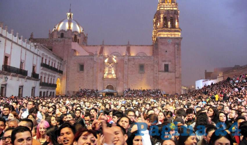Javier Caldera: Se canceló el concierto para cuidar la seguridad de los asistentes y de los propios artistas