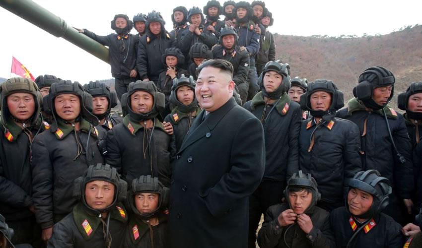 El máximo líder de República Popular Democrática de Corea, Kim Jong Un (Foto: Archivo/ Xinhua)