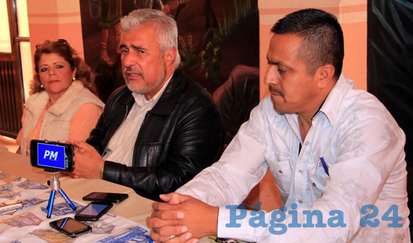 """José Narro Céspedes: """"Creemos que el caso de Javier Duarte debe ser una señal, no para que ahí quede, porque lo de Javier Duarte se repitió también en Quintana Roo, en Chihuahua, Durango, y el estado de Zacatecas"""" (Foto Rocío Castro Alvarado)"""