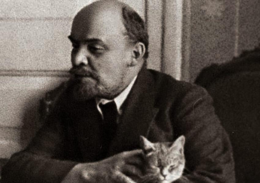 Lenin, el histórico líder bolchevique