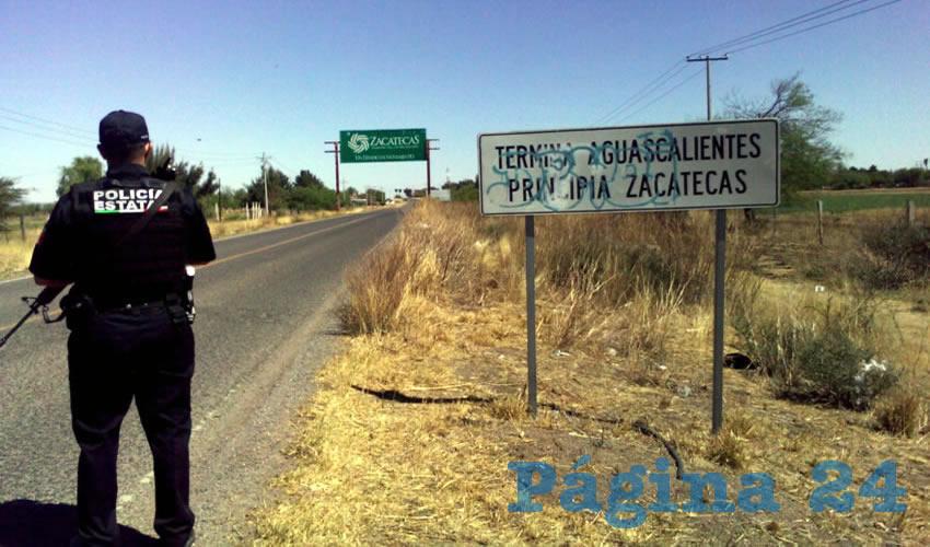 La Secretaría de Seguridad Pública extendió el operativo Frontera