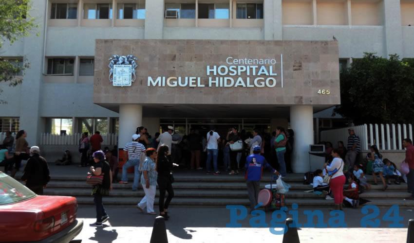 Médicos del Hospital Hidalgo hacen todo lo posible para sacar adelante a Emmanuel Reyes