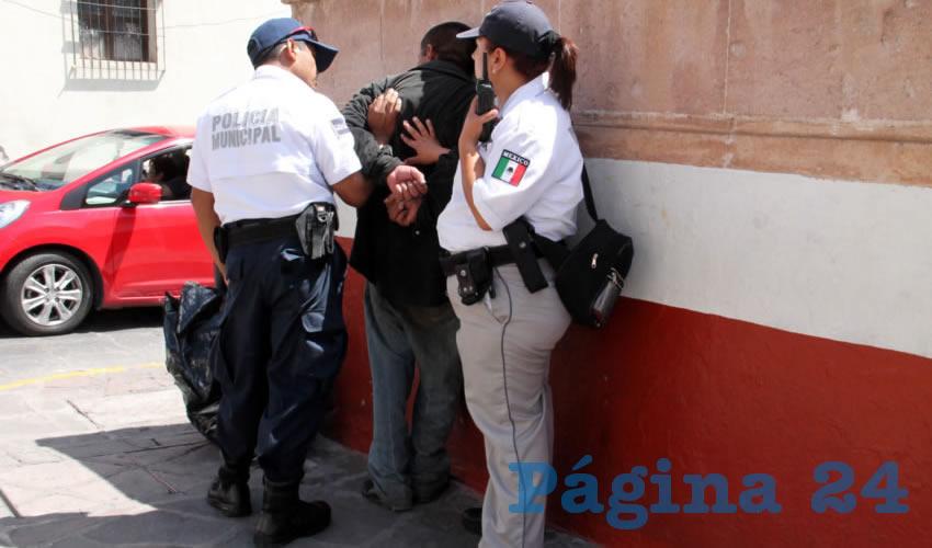 El municipio más peligroso de Zacatecas es Fresnillo, 91.3% de encuestados (Foto: Rocío Castro Alvarado)