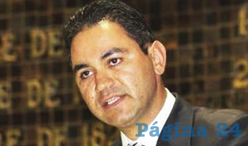 De acuerdo con el diputado federal Víctor Sánchez, y con diputados locales, el fiscal de Jalisco se ha caracterizado por su afán mediático y de raja política, y ha dejado de lado el combate a la delincuencia y a la impunidad/Foto: Archivo Página 24