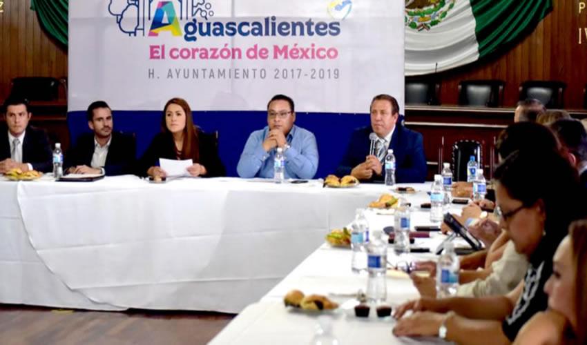 En la primera sesión ordinaria del Consejo de la Ciudad se dieron a conocer los beneficios de algunos de los proyectos más emblemáticos