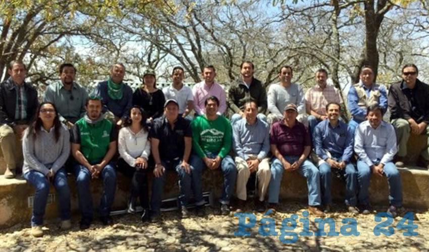 El corredor biocultural está conformado por los estados de Jalisco, Zacatecas, Michoacán, Guanajuato, Nayarit, Estado de México y Aguascalientes