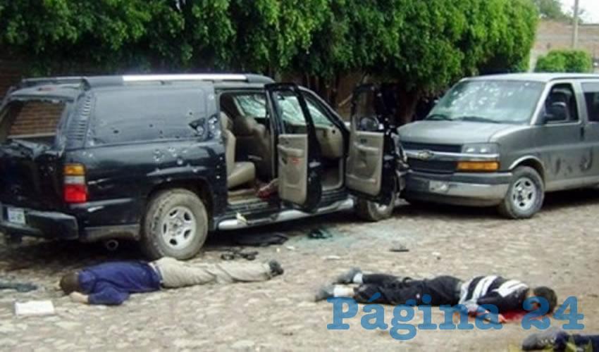 Se Agarraron a Balazos Policías y Narcotraficantes