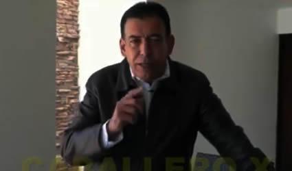 Mensaje Comprometedor de Humberto Moreira Hacía Calderón