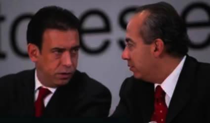 Los Zetas Vivían muy Cómodos en Coahuila Gracias a Moreira: Calderón