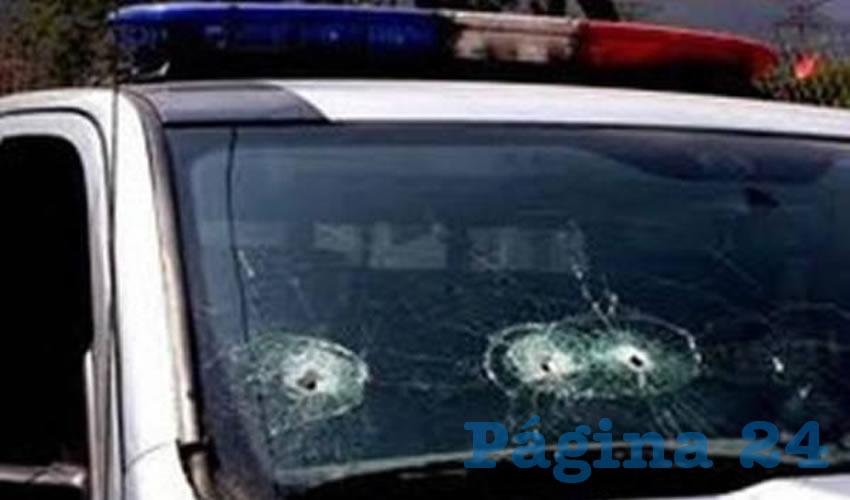Narcos Sitian y Disparan Contra Comandancia y Patrullas en Villa de Cos