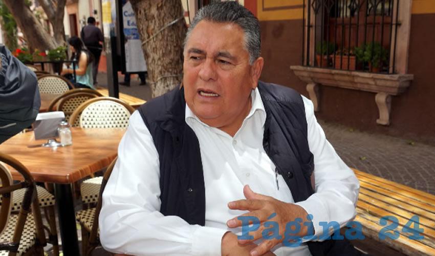 Arturo Ortiz Apuesta por la Candidatura de Mancera Para la Presidencia de México