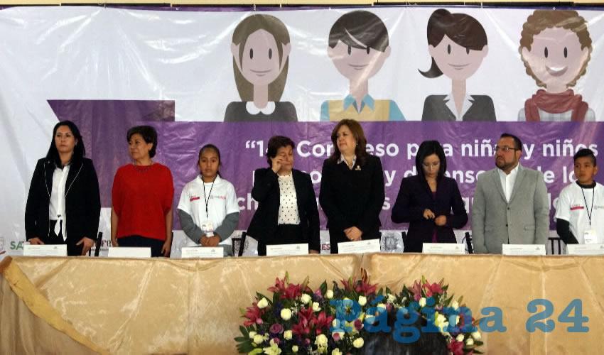 Participan 500 Alumnos de Primaria Como Promotores de Derechos Humanos