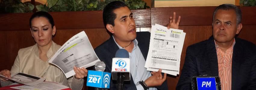 Pueden Investigarme, no Tengo Nada que Ocultar: Carlos Peña