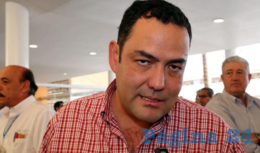 Juan Pablo Díaz Franco, presidente de la UGRA