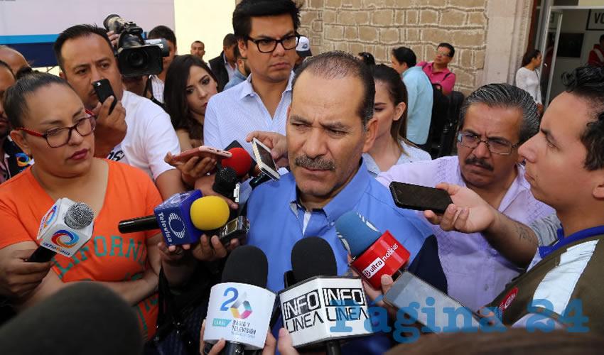 El Tribunal Electoral Local es Otro Aparato Inservible: Martín Orozco