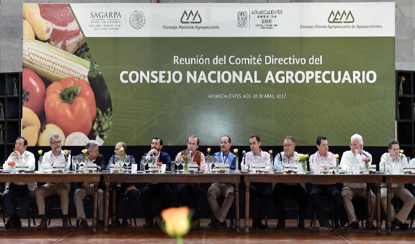 Aguascalientes Está Listo Para ser Estado Piloto en Desarrollo de Proyectos Para el Campo: MOS