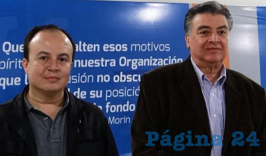 Felipe González Ramírez y su padre Felipe González González ...la mano férrea del patriarca...