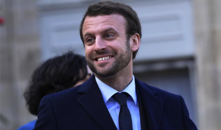 El presidente electo de Francia, Emmanuel Macron (Foto: Archivo/Prensa Latina)
