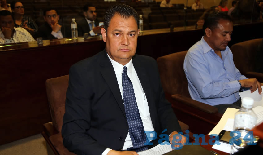 Jaime González de León, diputado local