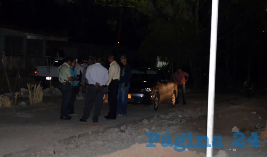 El vehículo Volkswagen Vento fue localizado sobre la avenida Mariano Azuela, en la colonia Insurgentes