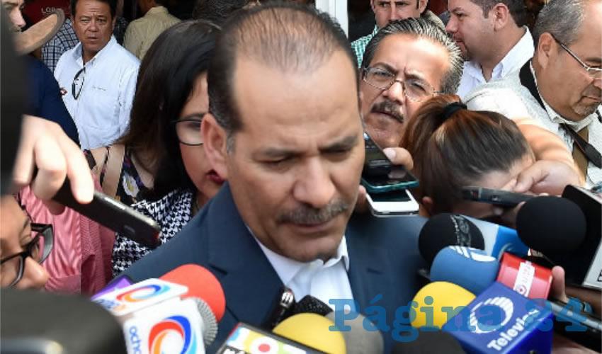 Tras el reciente asesinato del corresponsal de un medio nacional, Orozco Sandoval condenó los hechos y reiteró su absoluto respeto a los medios de comunicación