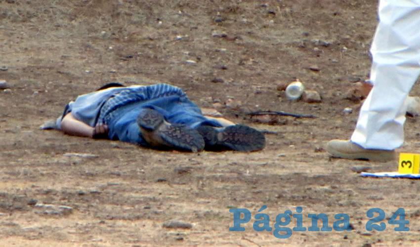 El hoy occiso sufrió fuertes golpes en la cabeza y dos heridas por arma blanca