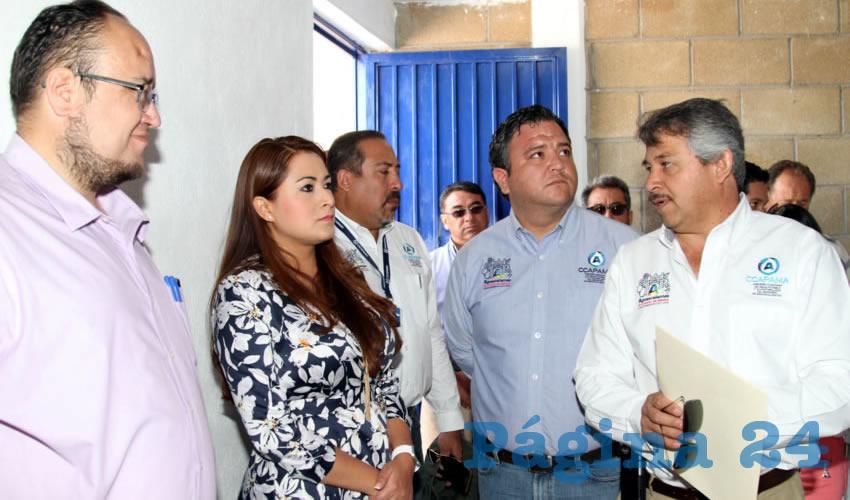 Con un monto cercano a 10 millones de pesos se concretó el equipamiento, perforación y la línea que ayudará a alimentar el tanque regulador El Molino