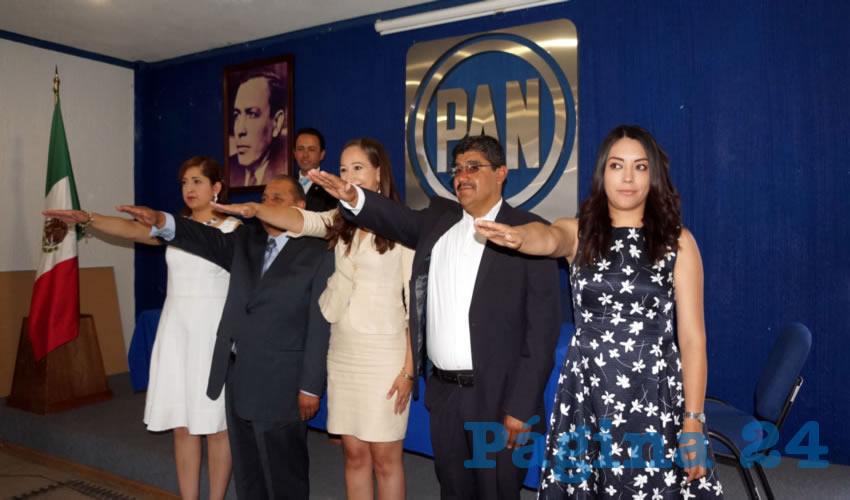 Se fue López de Lara, Llega Noemí Luna a la Presidencia Local del PAN