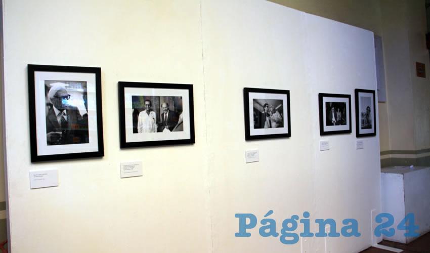 Muestran Fotografías de Pedro Valtierra en la Fototeca