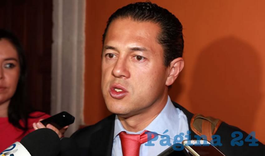 Gustavo Granados Corzo, fallido candidato al Senado
