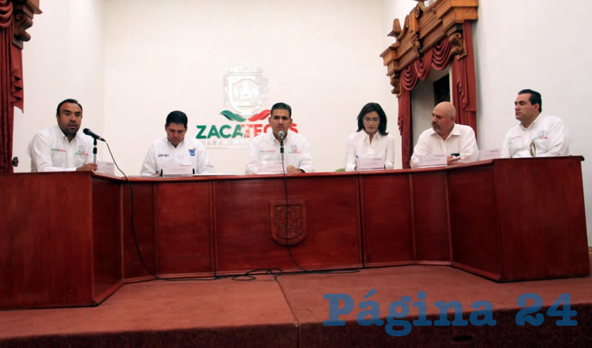 "Presentan ""Sistema Milpillas"" Para Combatir la Falta de Agua en Zacatecas"