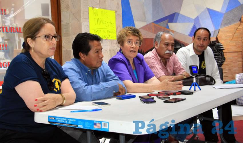 Red Estatal se Suma al Clamor Social y Exige Destitución de Froylán