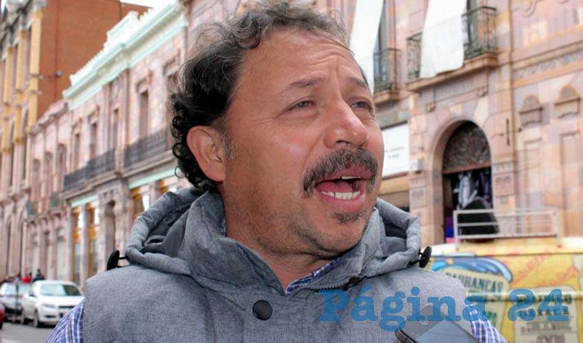 Tratarán en Reunión Problemática de los Trabajadores de Nochistlán