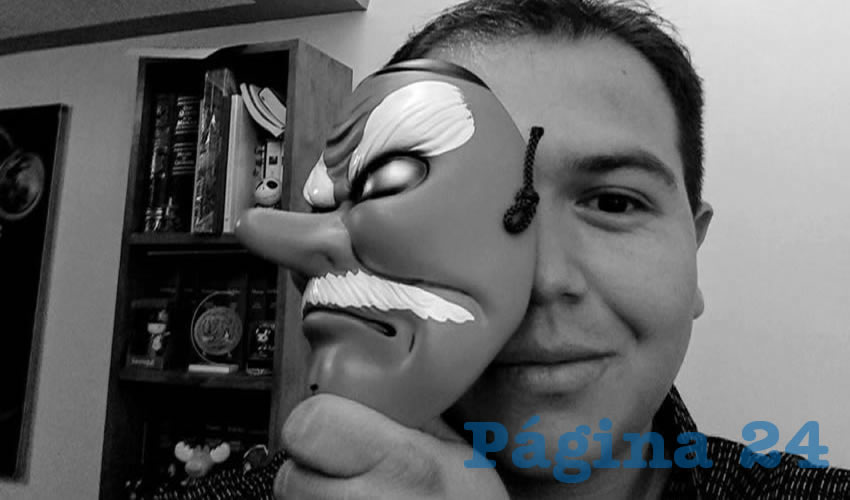 Juan Rulfo, el inventor del lenguaje pueblerino: Hiram Ruvalcaba