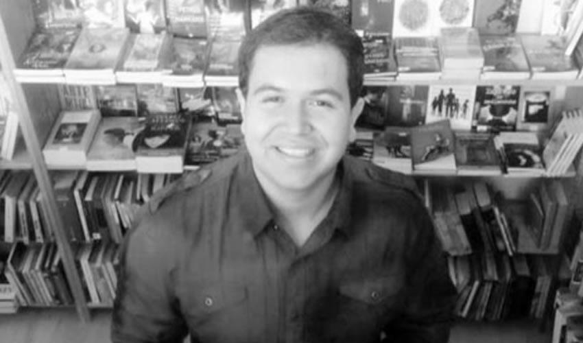 En Literatura, la Clave es la Metáfora: Hiram Ruvalcaba