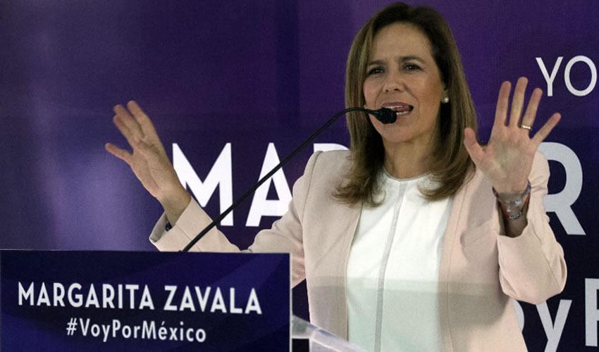 Exige Margarita Zavala a Ricardo  Anaya Encarar Desastre Electoral