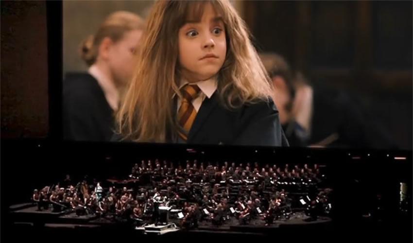 """Estará """"Harry Potter y la Piedra Filosofal"""" en Concierto en el Auditorio Nacional"""