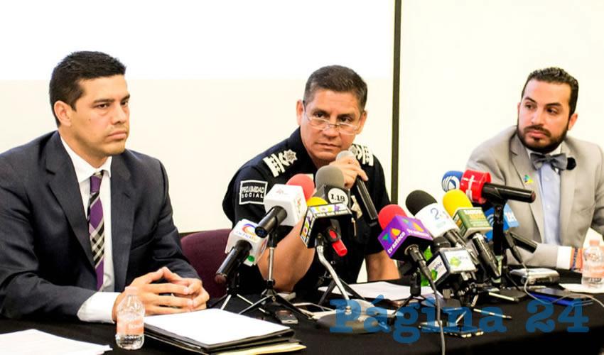 La Secretaría de Seguridad Pública Municipal evita hechos de mayor violencia