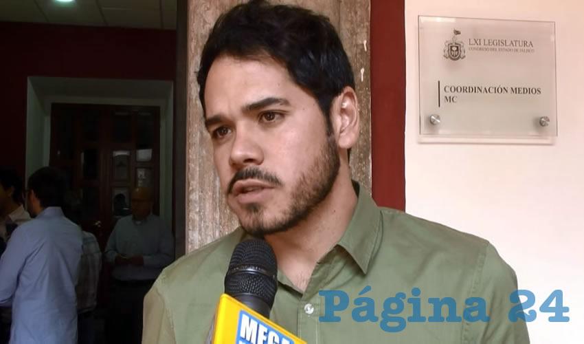 Pide Alejandro Hermosillo fortalecer la ley Uber