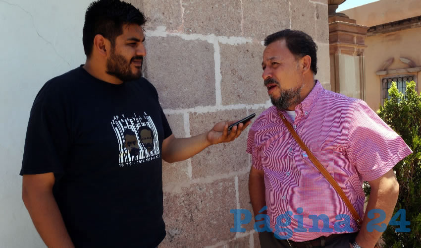 """""""Secretario de Economía de Zacatecas no Sabe Nada de los Derechos de los Trabajadores"""""""