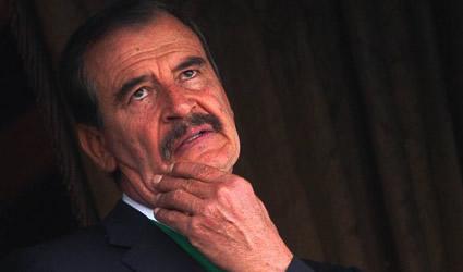 """""""Vicente Fox, Eres un Hipócrita y Sinvergüenza"""""""