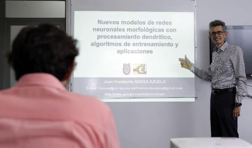 Estudiantes de UAA se Capacitan Para Aplicar Modelos de Redes Neuronales