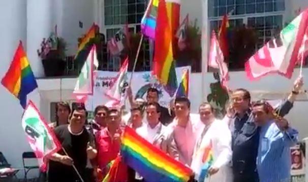 Decir que soy gay es ser un Político Honesto: Benjamín Medrano