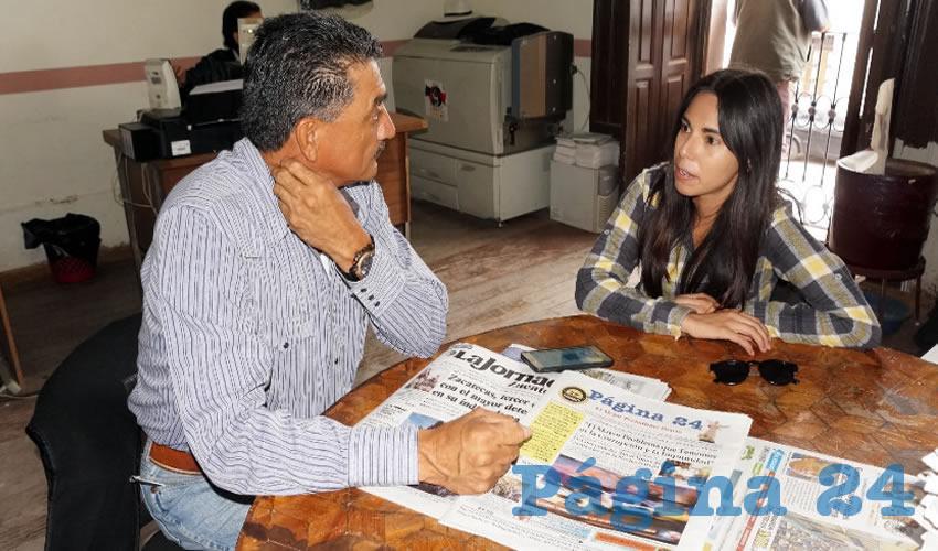 Falta Sensibilidad Política Para que Iniciativas Como la del Desafuero Sean Aprobadas: Carrillo
