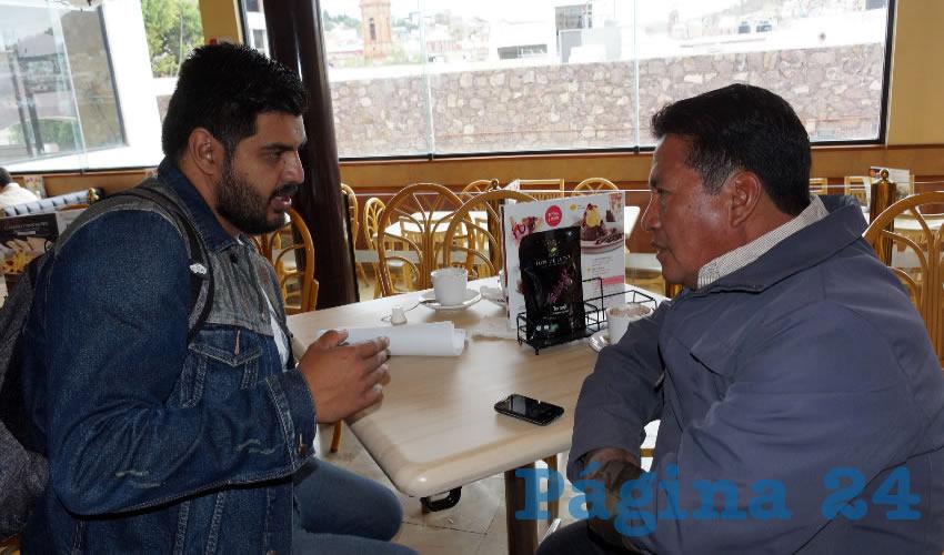 """El Barzón Consultará a Expertos Para """"Aterrizar"""" la Ley del Campo: Alvarado"""