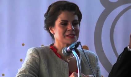Niega Presidenta Honorífica del DIF Estar Interesada en el Senado de la República